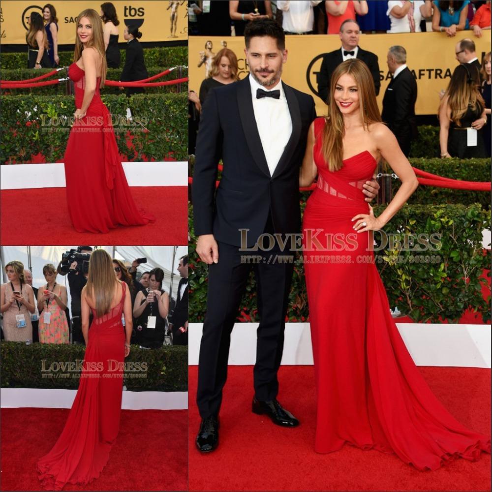 Celebrity Long Dresses 2017 106