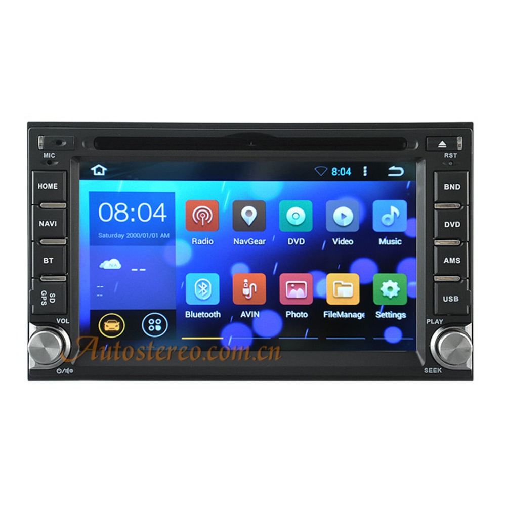 The Latest Quad-core Car Android 4.4 Car Audio GPS DVD Player for NISSAN QASHQAI TIIDA PALADIN FRONTIER(China (Mainland))