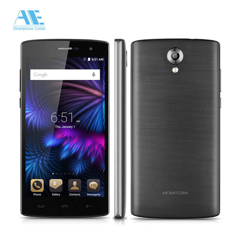 """Homtom HT7 Pro 5.5"""" 1280x720 HD Smartphone MTK6735P Quad Core Android 5.1 Mobile Phone 2G RAM 16G ROM 4G LTE Cellphone(China (Mainland))"""