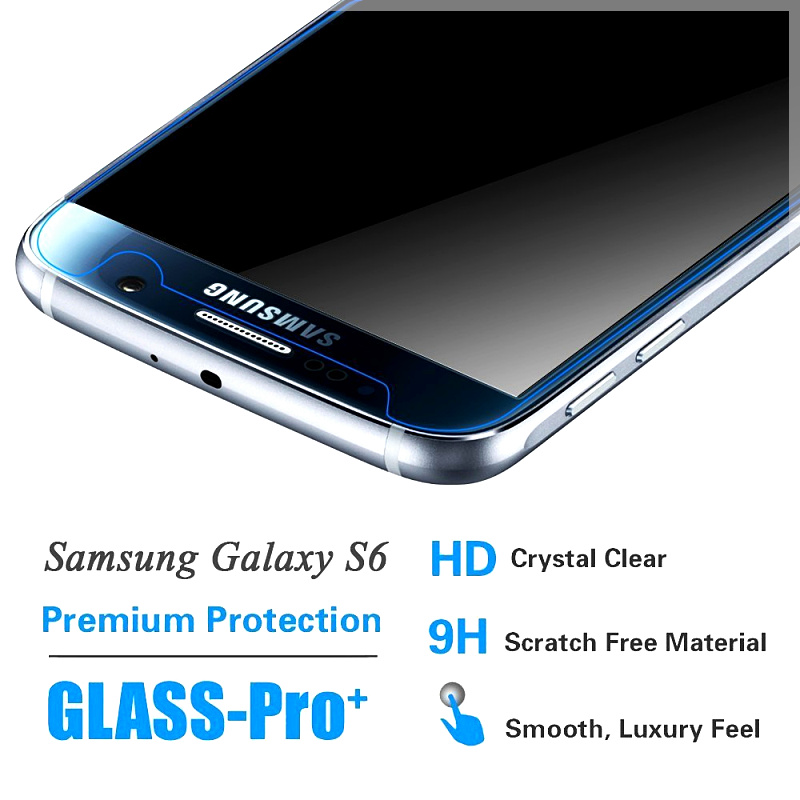 Galaxy S6 tempered glass