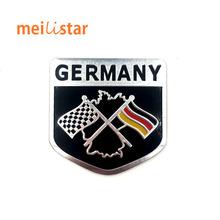 Buy 3D Car Trunk Badge Emblem Sticker Metal Aluminum Decal Logo VW Volkswagen Jetta Passat Golf Polo Skoda Octavia seat audi bmw for $1.48 in AliExpress store