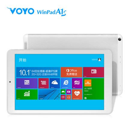 S01676 VOYO A1S Z7375 Quad Core Tablet PC Windows 8.1 10.1'' IPS Screen Tablets 2GB/32GB DualCameras ,HDMI. 3G/4G FS(China (Mainland))