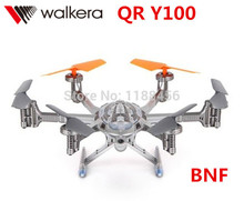 Original Walkera QR Y100 BNF 6-Axis FPV Hexacopter Drone with Camera IOS/Android System phone Control Free shipping