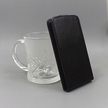 For iPhone 4s 4 s iPhone4 Vertical Flip Cover Open Down/up Back Cover filp leather case mobile phone bags