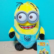 Plush doll 1pc 40cm Despicable Me 3D eyes Minions hold pillow home decoration children stuffed toy creative gift for baby