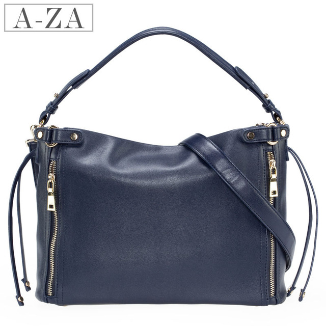 Aza 2013 women's spring handbag formal fashion brief messenger bag handbag shoulder bag 3796