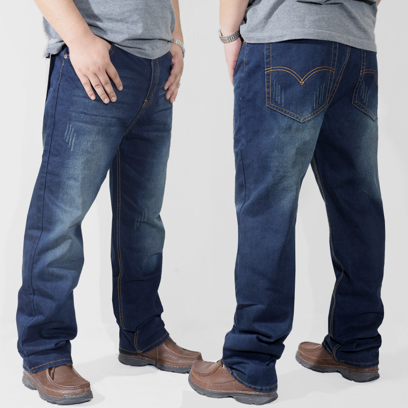 Large Mens Jeans - Jon Jean