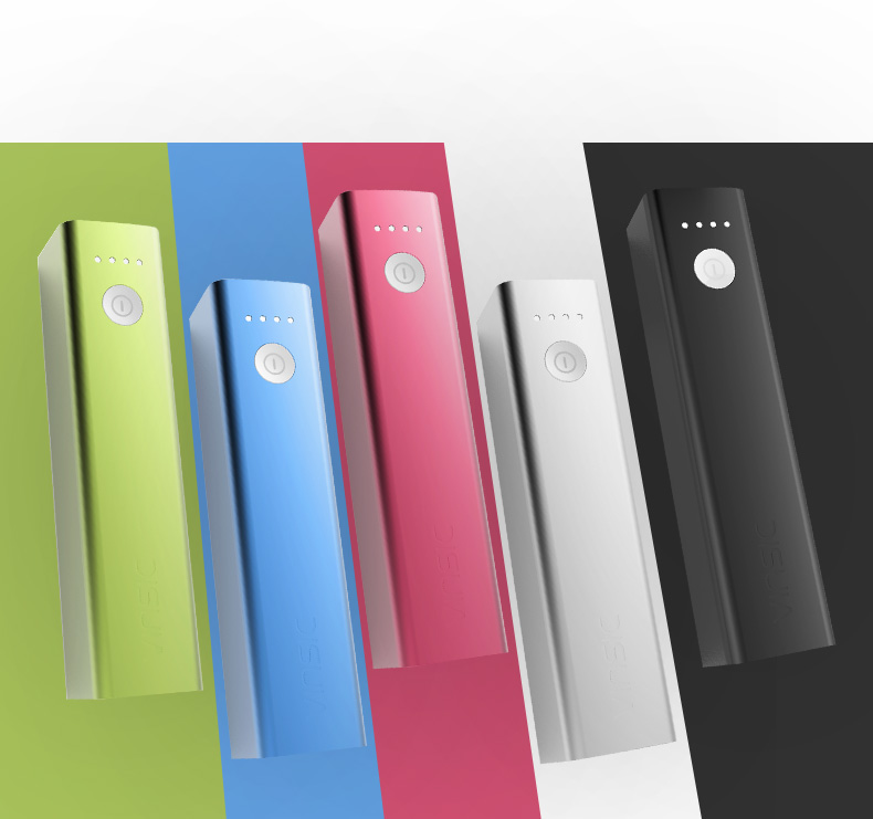 Гаджет  VINSIC Tulip 3200mAh Power Bank, 5V 1A External Mobile Battery Charger Pack for iPhone, iPad,Samsung, Cell Phones, Tablet PCs None Телефоны и Телекоммуникации