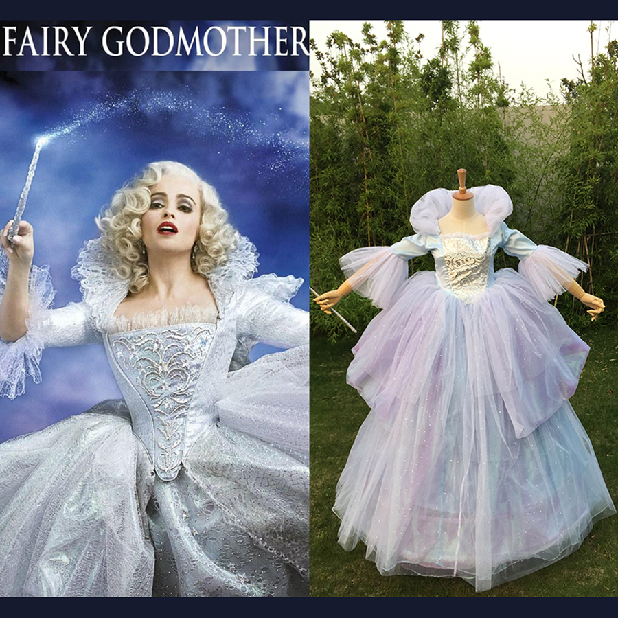 Fairy godmother costume for adult