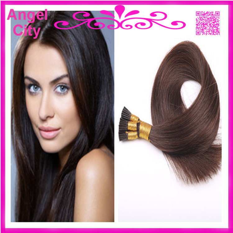 wholesale Brazilian Virgin Straight Keratin Fusion Hair Extension Stick Hair/I Tip Pre-bonded Hair 1G/S 100G/PC 1Pc/Lot In Stock<br><br>Aliexpress