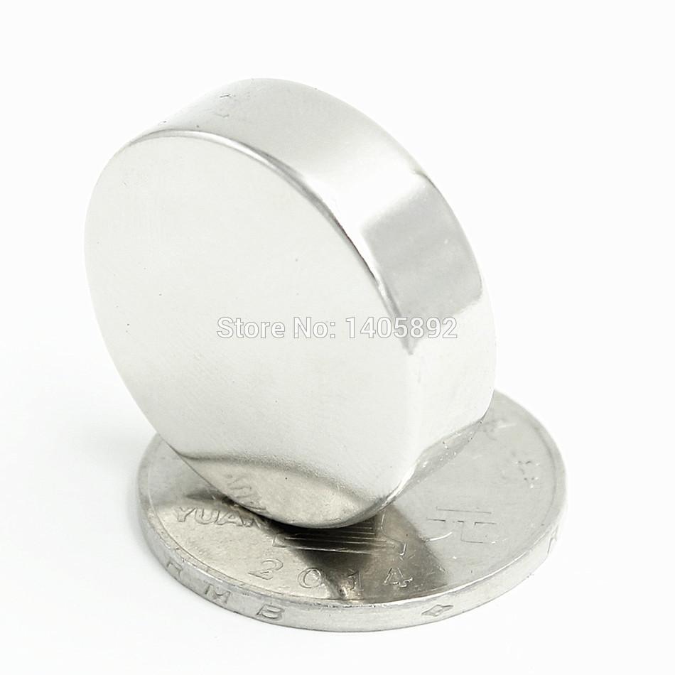 5pcs Super Powerful Strong Bulk Small Round NdFeB Neodymium Disc Magnets Dia 25mm x 10mm N35  Rare Earth NdFeB Magnet<br><br>Aliexpress