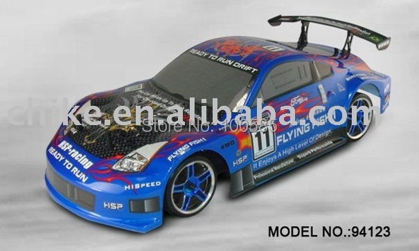 1:10 scale Electric Drift Car(China (Mainland))
