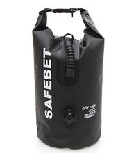 25L Travel Portable Outdoor Waterproof Diving Bag Dry bag Rafting bag Clothes organizer Black/Green/Army green/Blue Rafting bags(China (Mainland))