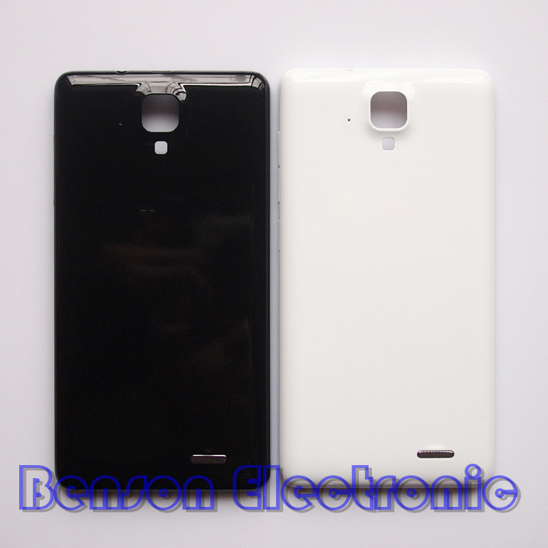 BaanSam New Battery Back Cover Lenovo A536 A358T Housing Door Case Power Volume Buttons
