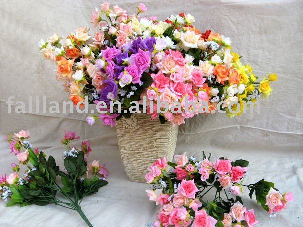 Home Decor / Holiday Artificial Flower Wholesale
