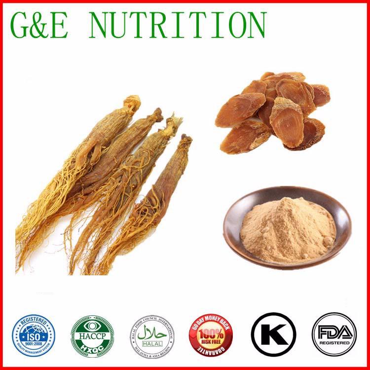 ginseng root extract/korean ginseng powder extract/organic red ginseng root 400g