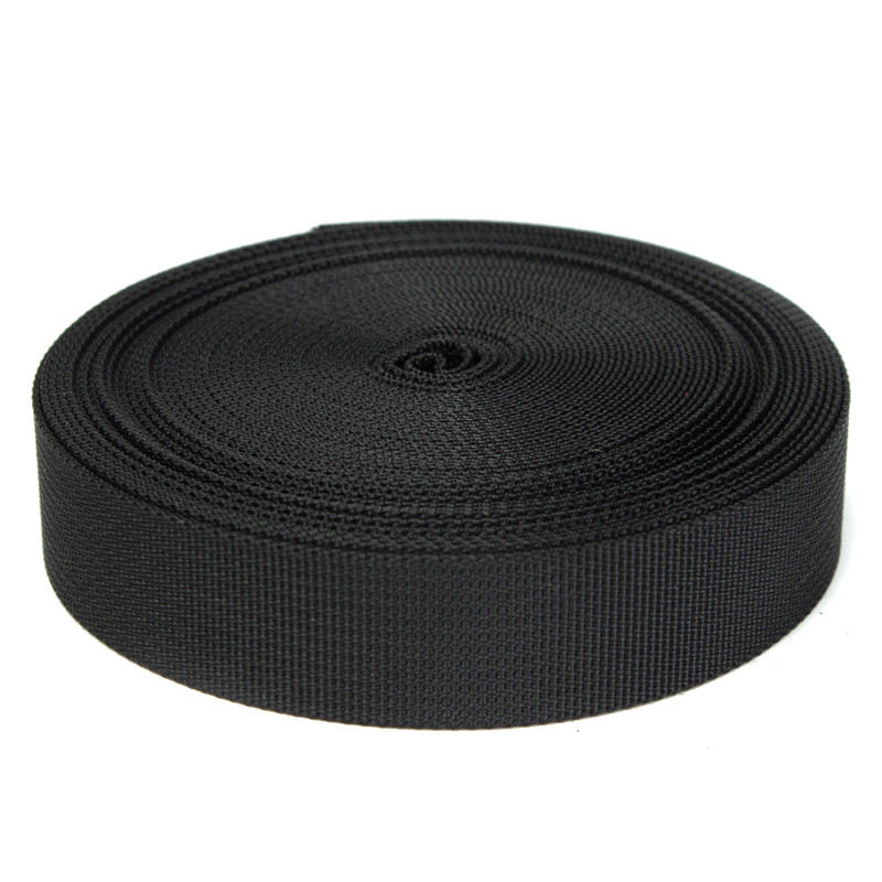 NEW 2.5CMx10M Nylon Webbing DIY Backpack Craft Strapping Tape