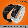 Original Touch Bluetooth Smart Watch Clock Health Metal Smartwatch with Heart Rate Monitor Blood Oxygen For