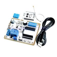 1sets ESP8266 Wireless Wifi Module Develop Board 8266 SDK Development Chip with the cable(China (Mainland))