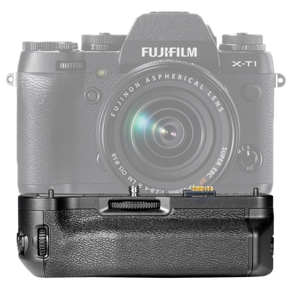Meike MK-XT1 Battery Grip (Replacement for Fujifilm VG-XT1) Works with NP-W126 Battery<br><br>Aliexpress