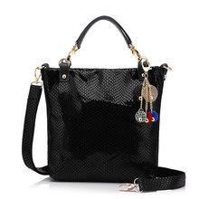 Mais real mulher bolsa de couro genuíno feminino casual tote de couro superior-alça bolsa de ombro pequeno para senhoras mensageiro sacos(China)