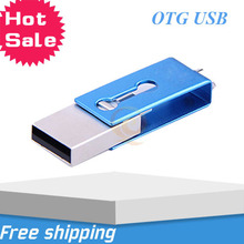 High quality Unique Design mini OTG USB flash drive 8GB for OTG function Android Smartphone pen
