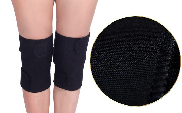 Tourmaline Self-Heating Knee Pads Far Infrared Magnetic Therapy Spontaneous Heating Pad Health Care Braces&Supports A2