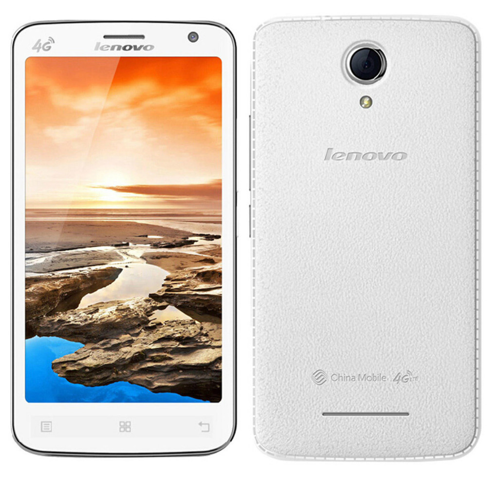 Original Lenovo A368T 4G LTE Mobile phone 5.0' HD Quad-core 5MP Cameras Quad 1.2Ghz Core Android 4.4 TDD LTE 4G Multilanguage(China (Mainland))