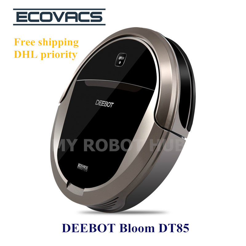 Robot Vacuum Cleaner Ecovacs DEEBOT Bloom DT85 Floor Cleaning/Mopping Robot(China (Mainland))