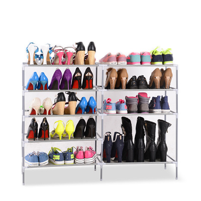 Simple shoe thick dust multilayer cloth rack assembly Specials<br><br>Aliexpress