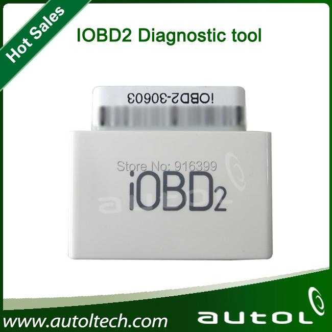 Wireless code scanenr IOBD2 IOBD 2 2014 Original Xtool Super(China (Mainland))