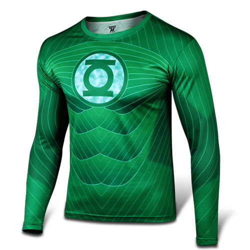 Superhero long sleeve