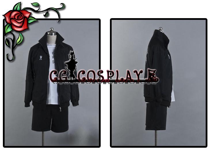 Free Shipping Cosplay Costume High Kyuu!! The high school field Haikyu crow New in Stock Retail / Wholesale Halloween ChristmasОдежда и ак�е��уары<br><br><br>Aliexpress