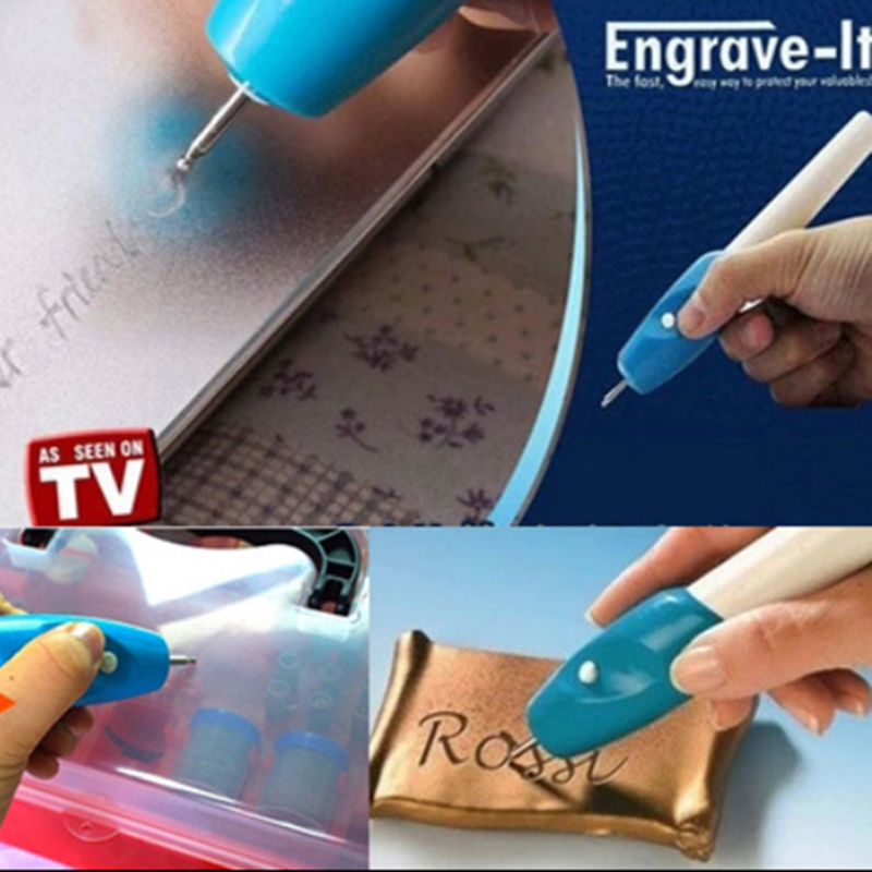 New arrive metal engraving machine engraver pen jewellery wood Engrave Carve Pen Handheld Etching Engraving Tool,Free shipping.(China (Mainland))
