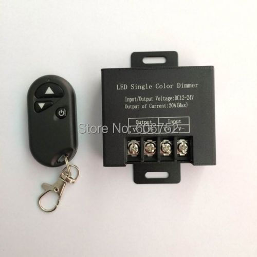 LED-Dimmer 12-24VDC / 20A