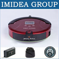 5 in 1 Multifunctional Robotic Vacuum Cleaner Auto Sweep,Vacuum,Mop,Sterilize, Touchpad,Schedule,Auto Charge,2 pcs Virtual Wall