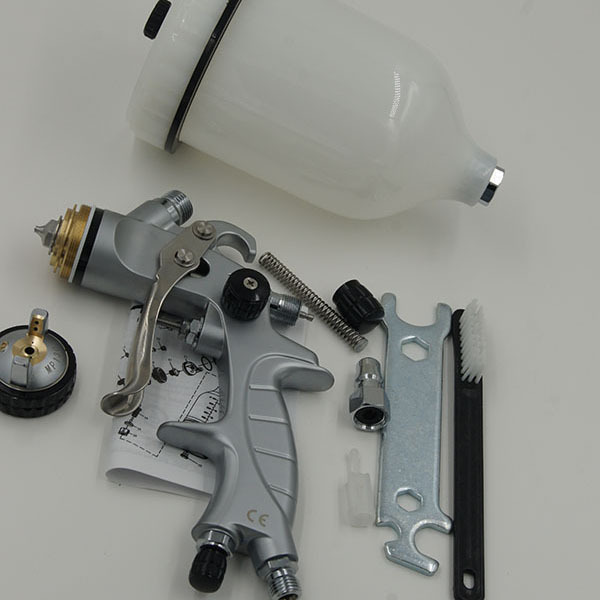 gun hvlp gun for painting mini spray paint cans in spray gun from home. Black Bedroom Furniture Sets. Home Design Ideas