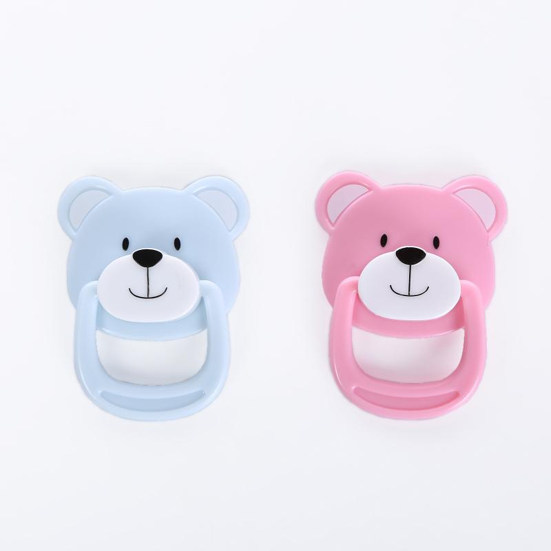 Lovely Bear Magnetic Pacifiers For Reborn Baby Dolls