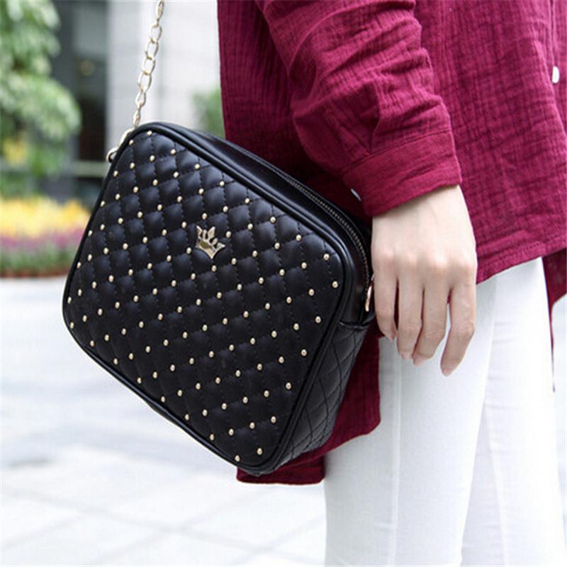 2015 Women Messenger Hobo Bag Brand New Fashion Handbag Shoulder Bag Tote Purse PU Leather High Quality Free Shipping N569<br><br>Aliexpress