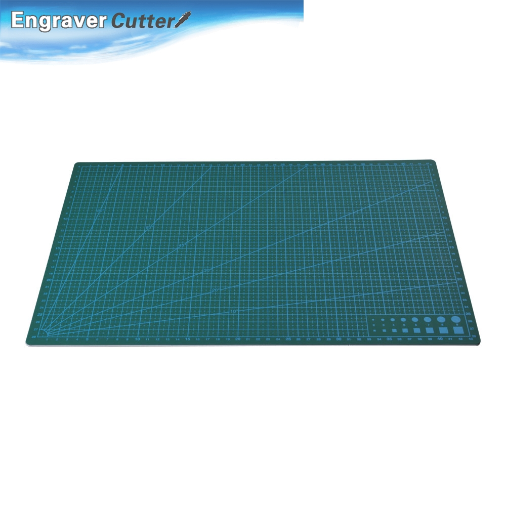 A3 Non Slip Printed Grid Lines Self Healing Cutting Mat C