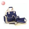 High quality maternity mummy handbag Functional Bolsa Maternidade Bag Baby Diaper Bags Changing Nappy Bags shoulder