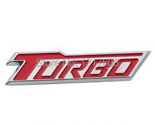 NEW Chevrolet Turbo Emblem(China (Mainland))