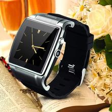 2015 Smart Watch Wrist Waterproof Hi Watch 2 With 2.0MP Camera Bluetooth Dial/Music/FM/Video/Remote Support SIM Card and TF Card