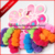 Free shipping 72pcs/lot Wholesale/Retail nice hair bands for girls Good quality hair accessories Candy color elastic bands