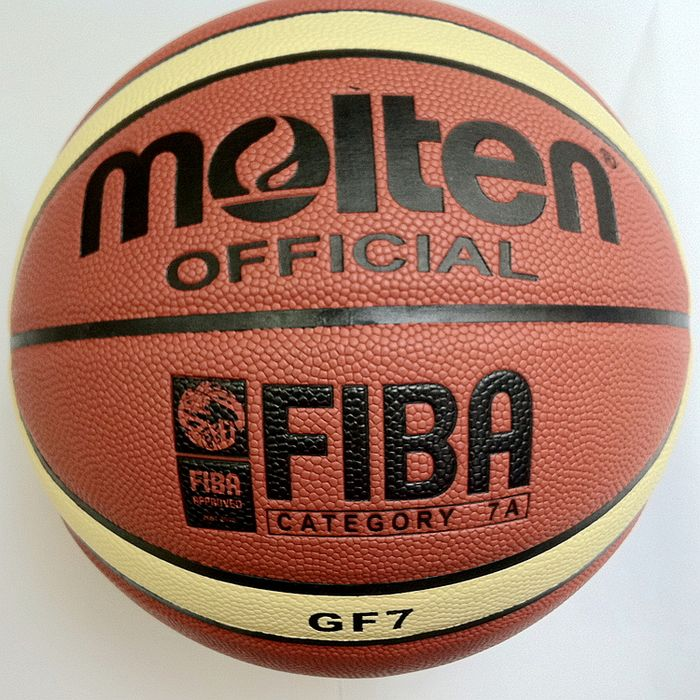 NEW Brand High Quality Molten GF7 Basketball Ball PU Materia Official Size7 Basketball Free With Net Bag+ Needle+Pump(China (Mainland))