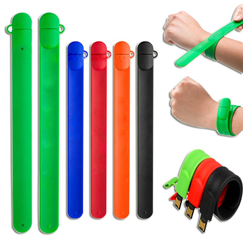 Wristband Pendrive Fashion Lanyard Wrist Strap 8GB 16GB 32GB Pen Drive USB Flash Drive Magic pops arm band bracelet Transformers(China (Mainland))