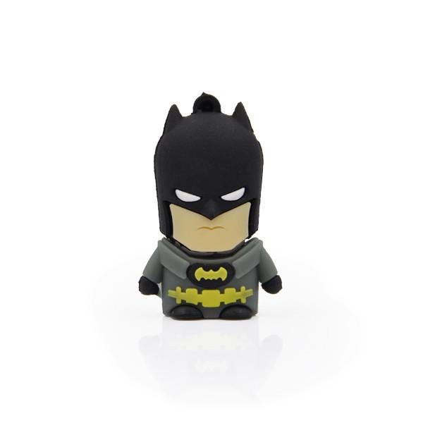 usb flash drive Super Hero pen drive cartoon hot sale usb stick cute mini pendrive 2G