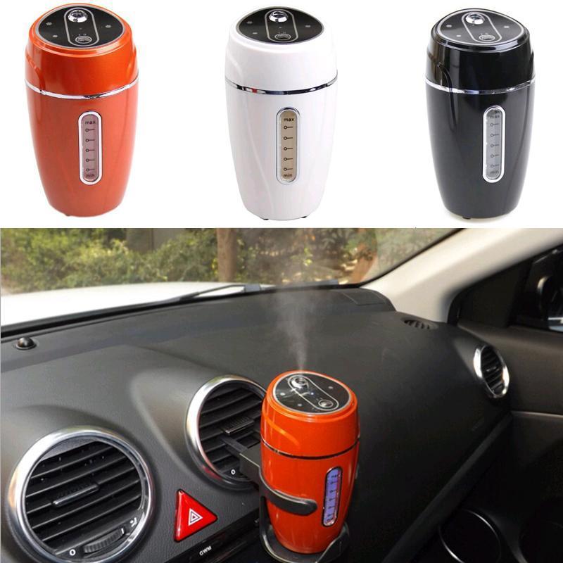 Гаджет  Mini Portable USB car humidifier purifier air humidifier Car Fresh Air Purifier Oxygen Bar Ionizer Aromatherapy Machine device None Бытовая техника