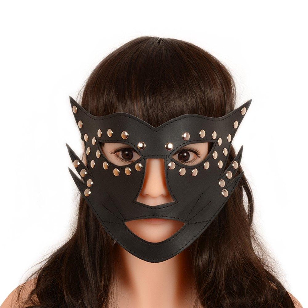 Эротические маски для глаз 27 фотография