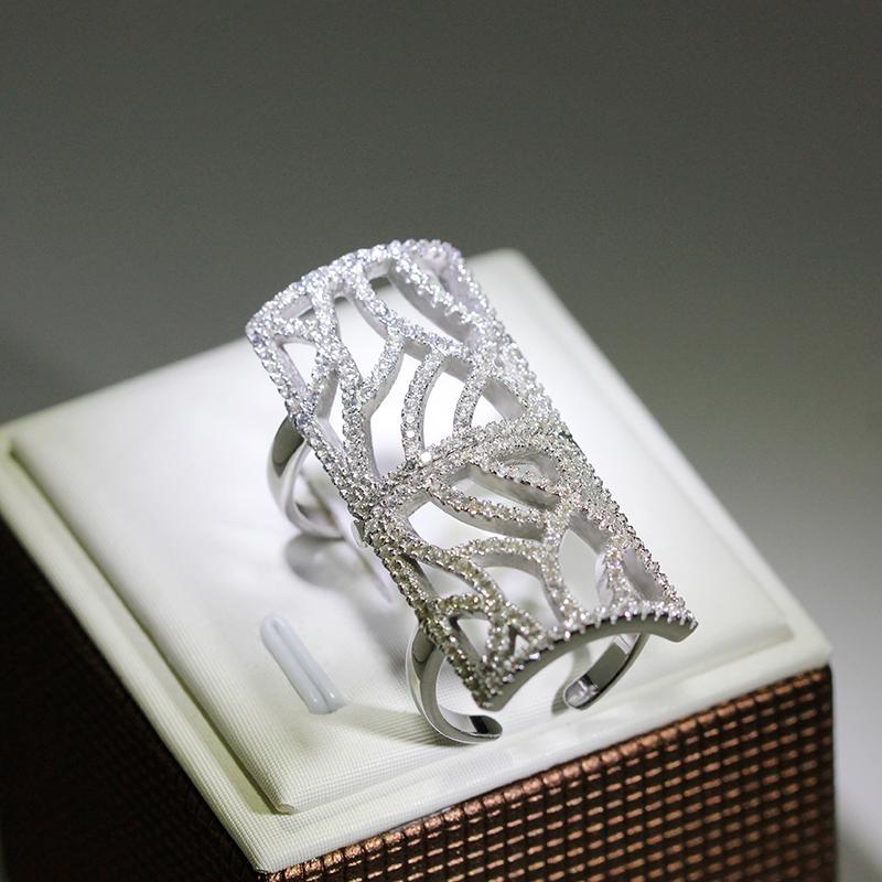 Подлинная Стерлингового Серебра 925 Anillos joyas де плата 925 Имитация Алмазный Обручальные Кольца Ювелирные Изделия для Женщин кольцо bao chun anillos 925 aneis jz10 bcjz10